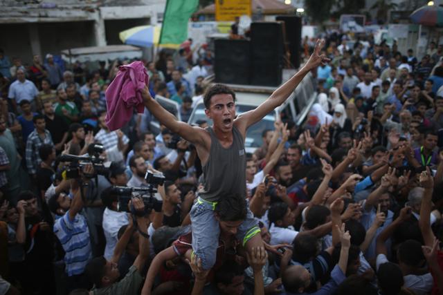 Ανοίγουν τα σύνορα στη Γάζα