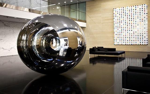Η θαυμαστή συλλογή έργων τέχνης της Deutsche Bank
