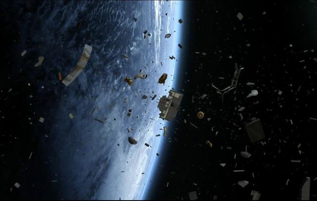 Κατασκευάζεται σταθμός εντοπισμού διαστημικών «σκουπιδιών»