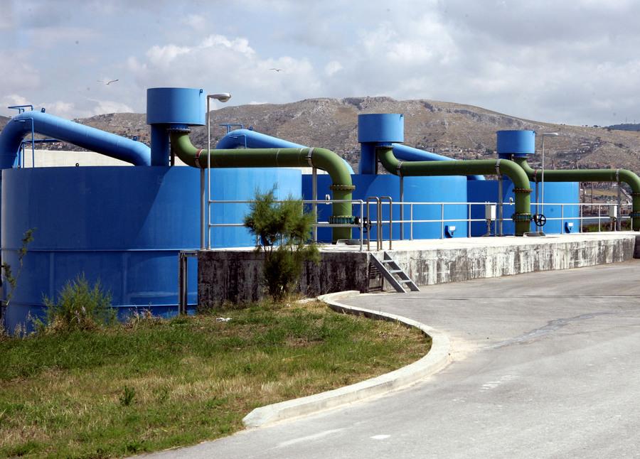 Εγκρίθηκε το Κέντρο Επεξεργασίας Λυμάτων από την Κομισιόν