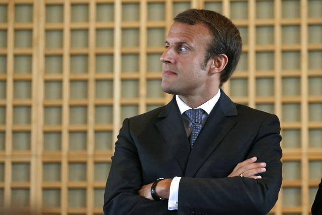 «Φωτιές» άναψε ο νέος υπουργός Οικονομίας της Γαλλίας