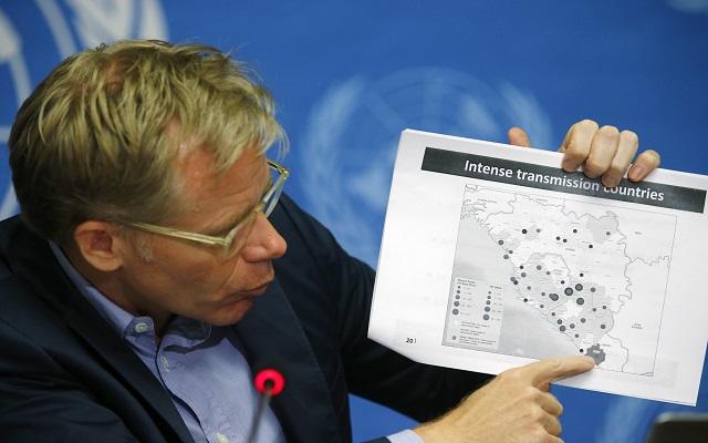 ΠΟΥ: Ο ιός Έμπολα μπορεί να πλήξει περισσότερους από 20.000 ανθρώπους