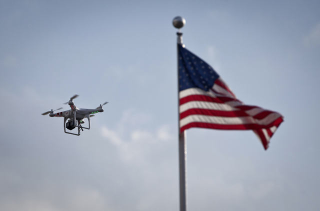 Τα drones της… κλειδαρότρυπας