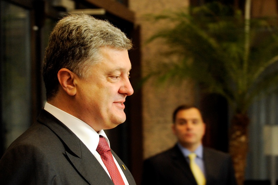 Ποροσένκο: «Είμαστε κοντά στο σημείο χωρίς επιστροφή»