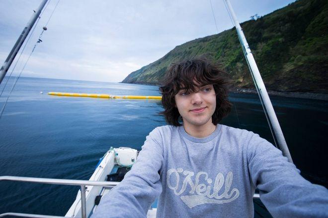 Πως μία βουτιά στις ελληνικές θάλασσες άλλαξε τη ζωή ενός 16χρονου