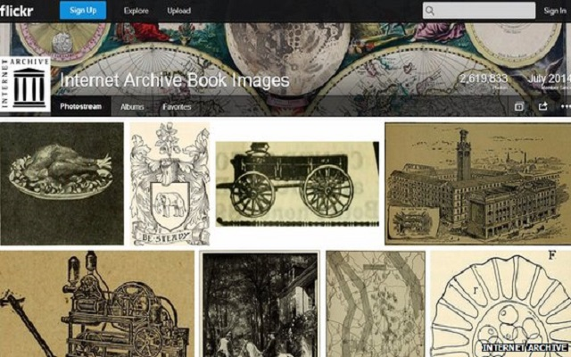 Ανοιχτή στο κοινό νέα online βιβλιοθήκη ιστορικών φωτογραφιών