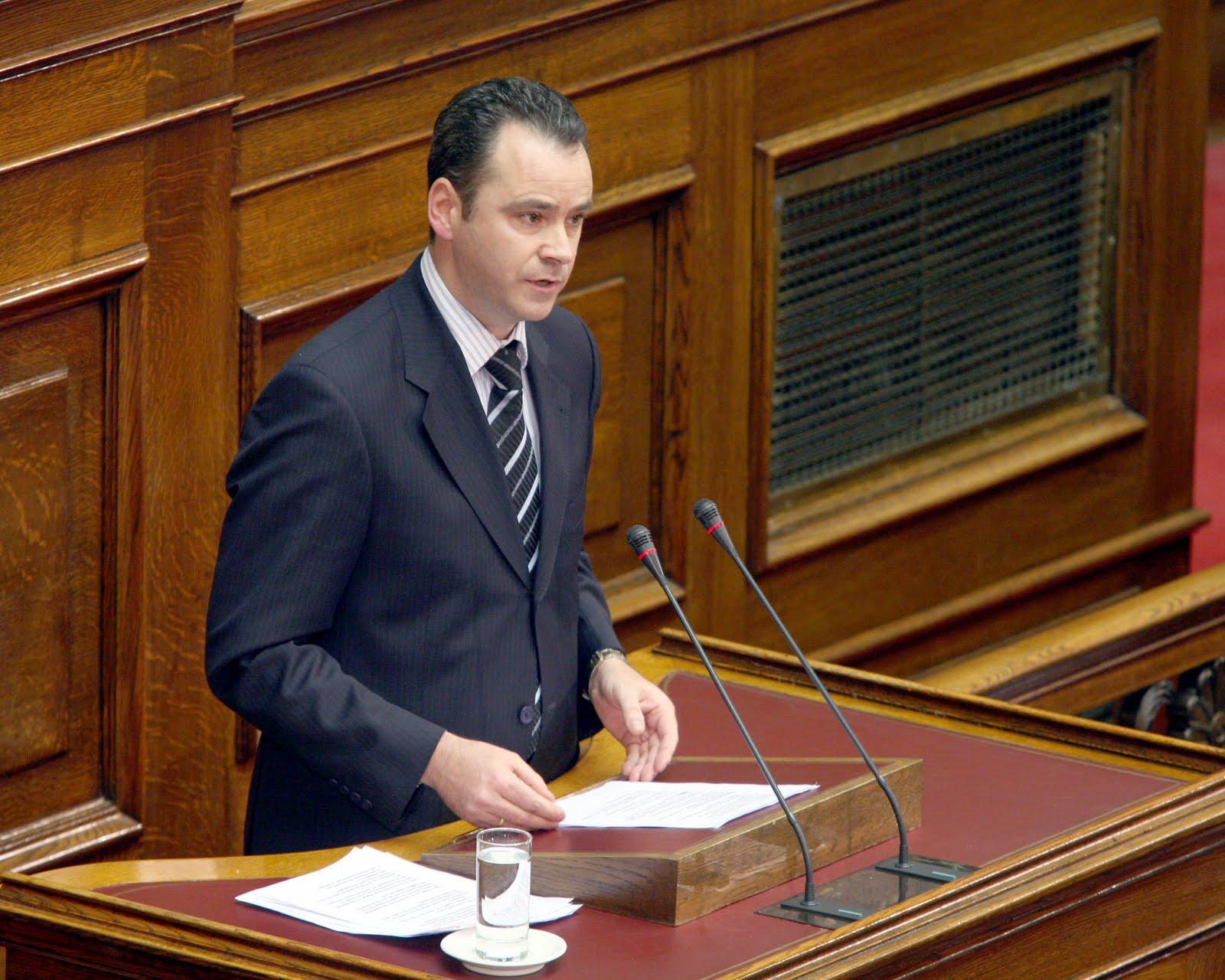 Παραιτήθηκε από υφυπουργός Παιδείας ο Κώστας Κουκοδήμος
