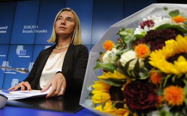 Έτοιμη να αναλάβει τα ευρωπαϊκά καθήκοντά της η Μογκερίνι