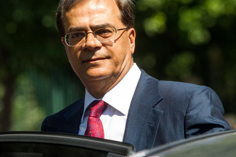 Συνάντηση Χαρδούβελη με τον πρόεδρο του ΣΕΤΕ