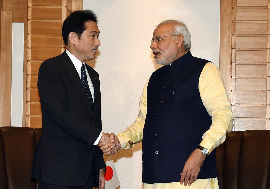 Αμυντική και ενεργειακή συνεργασία Ιαπωνίας – Ινδίας