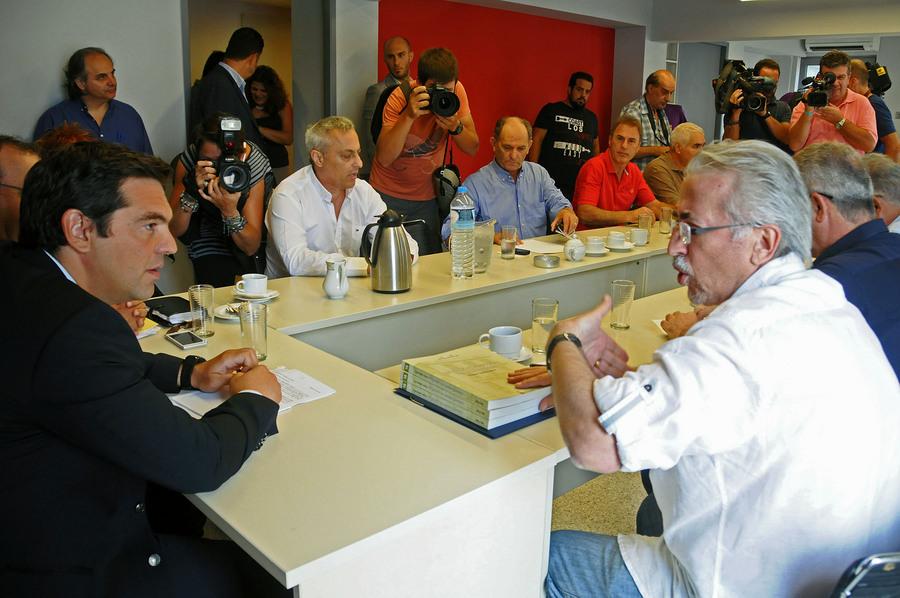 Τις προτάσεις παραγωγικής ανασυγκρότησης παρουσίασε ο ΣΥΡΙΖΑ
