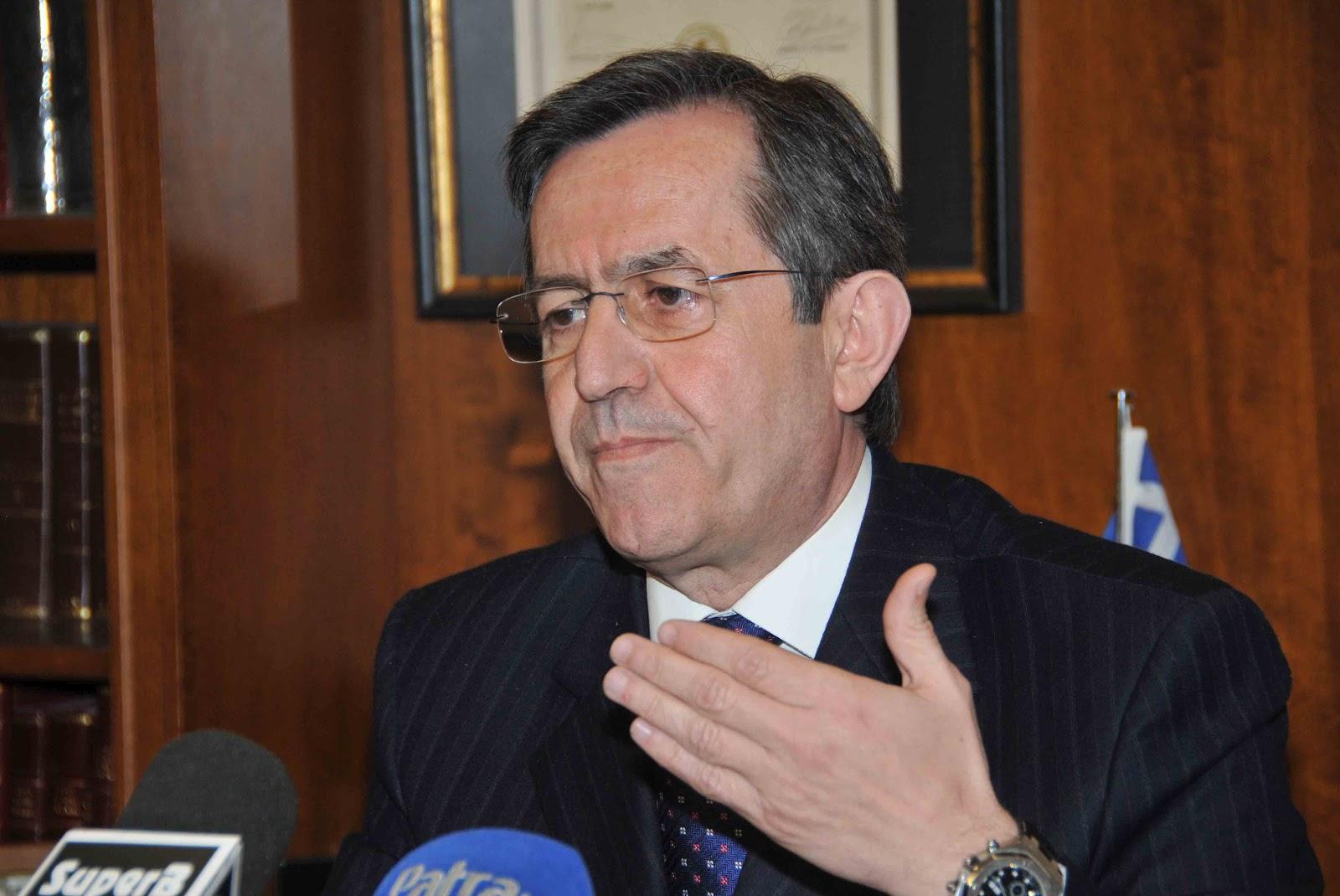 Νικολόπουλος: Δεν ψηφίζω το νομοσχέδιο με τα προαπαιτούμενα