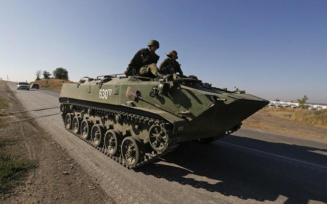 Αναπροσαρμογή του στρατηγικού της δόγματος εξετάζει η Ρωσία