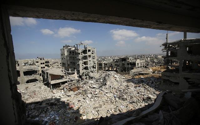 Δίχως προηγούμενο η καταστροφή στη Λωρίδα της Γάζας – Βίντεο