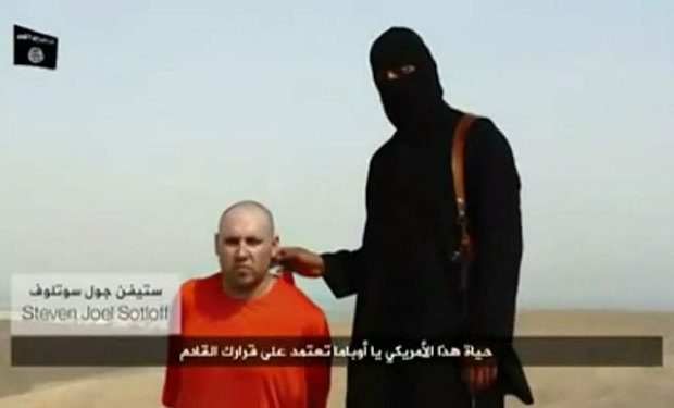 Νέα εκτέλεση Αμερικανού αιχμαλώτου από το Ισλαμικό Κράτος