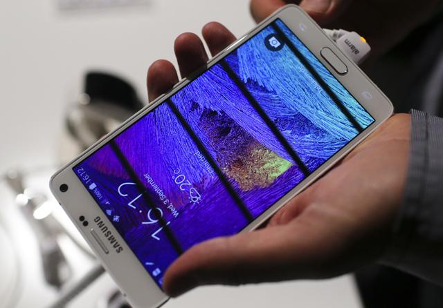 Αποκαλυπτήρια για τα νέα Samsung Note 4 και Note Edge
