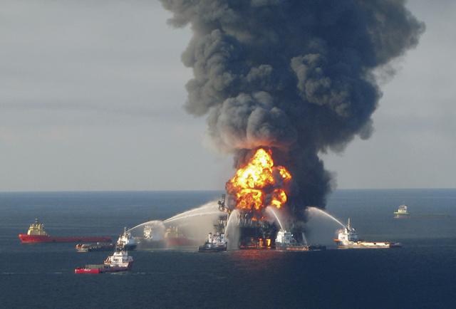 Ένοχη για «σοβαρή αμέλεια» η BP