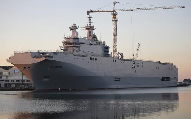 Ακριβά θα πληρώσει η Γαλλία την αθέτηση της συμφωνίας με τη Ρωσία