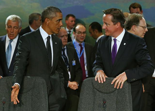 Για νέες κυρώσεις στη Ρωσία συμφώνησαν οι «5 μεγάλοι» του ΝΑΤΟ