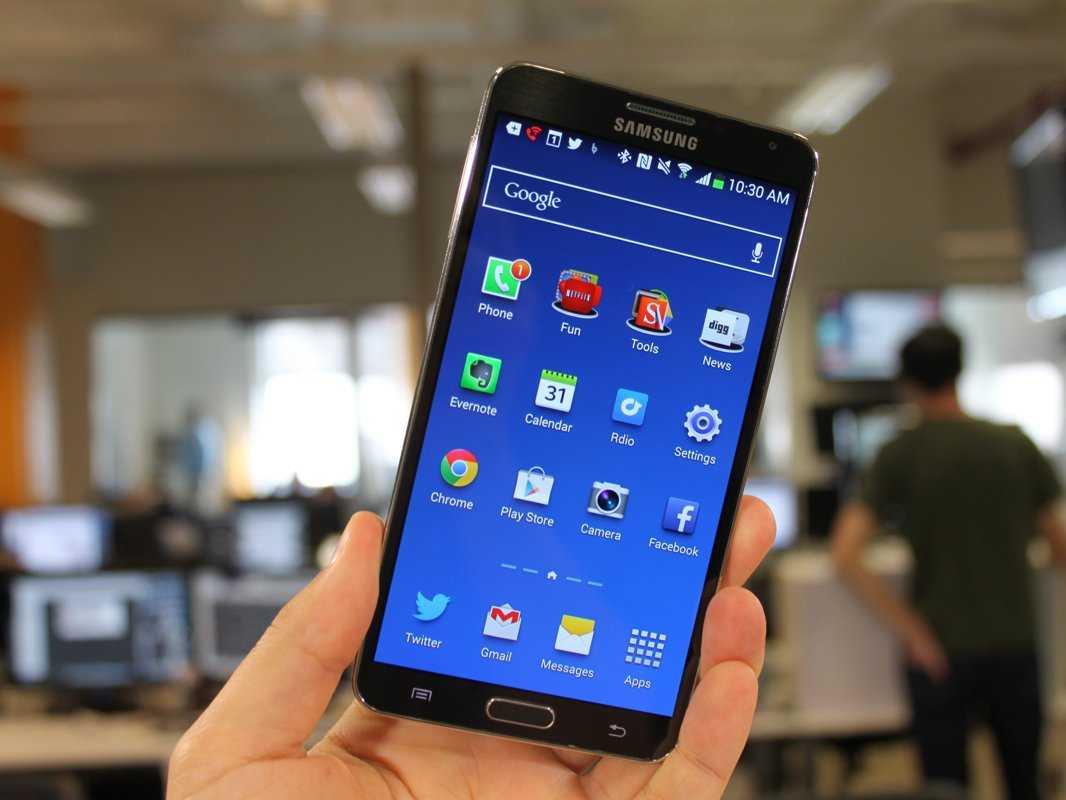 Δείτε τα νέα κινητά της Samsung σε 60 δευτερόλεπτα!