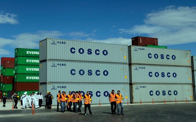 «Μπλόκο» στην επένδυση της Cosco από το Ελεγκτικό Συνέδριο