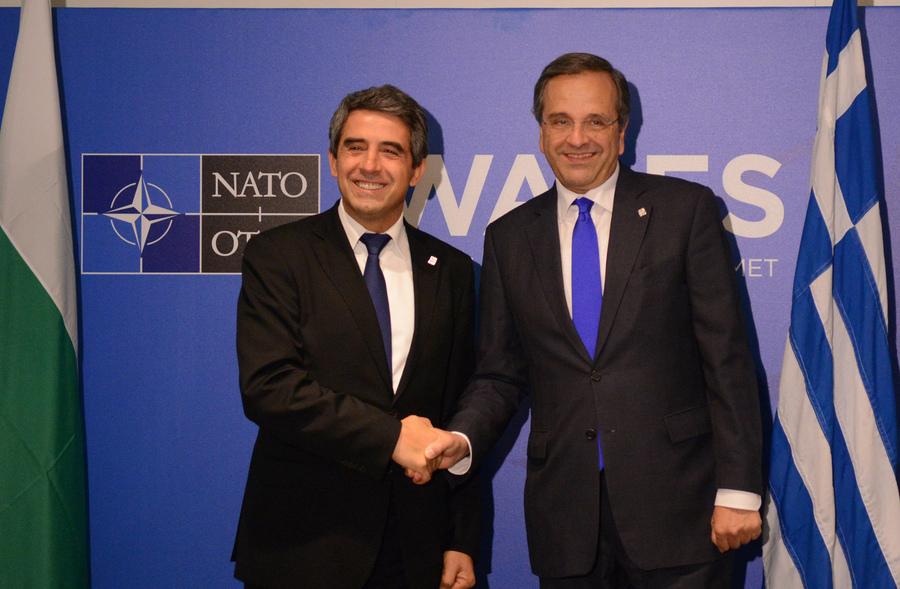 Κριτική Σαμαρά στον ΣΥΡΙΖΑ με αφορμή το ΝΑΤΟ