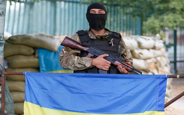 Συμφωνία εκεχειρίας στην Ουκρανία