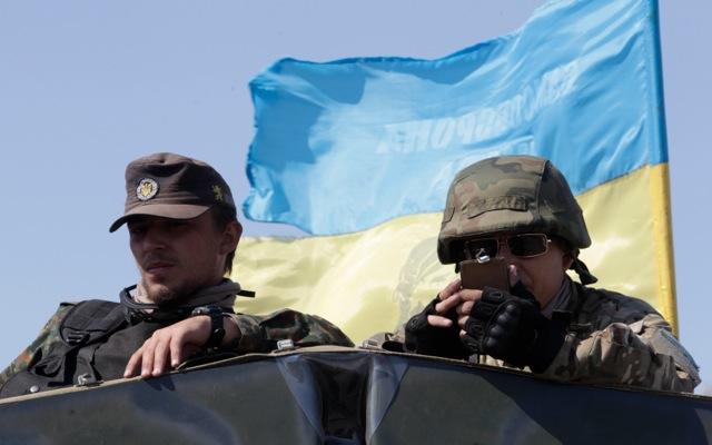Ώρα «μηδέν» για την ειρήνη στην Ουκρανία