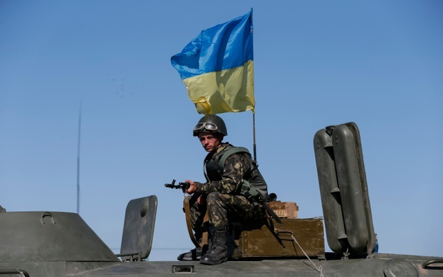 «Μάχη» μεταξύ προέδρων της Ουκρανίας