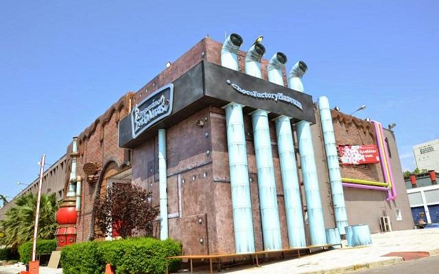 Στα «άδυτα» του πρώτου Εργοστάσιου – Μουσείου Σοκολάτας