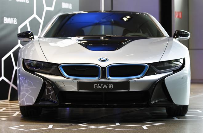Η BMW έκανε το concept car πραγματικότητα