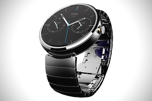 Η «στρογγυλή» ώρα της Motorola