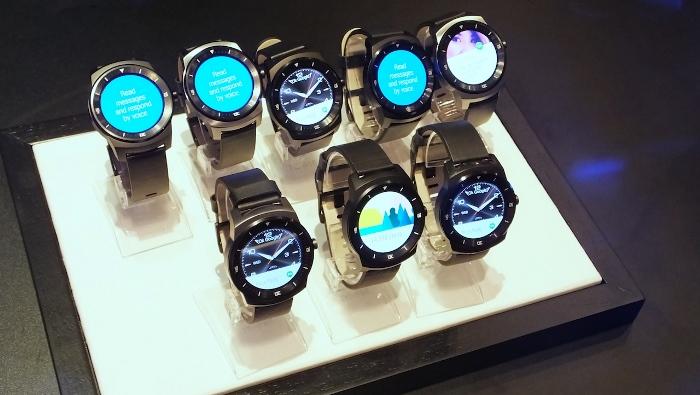 LG G Watch R: Αυτό είναι το πιο κομψό smartwatch