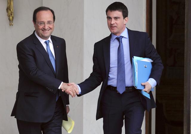 «Αντάρτικο» ετοιμάζουν αρκετοί Γάλλοι σοσιαλιστές βουλευτές
