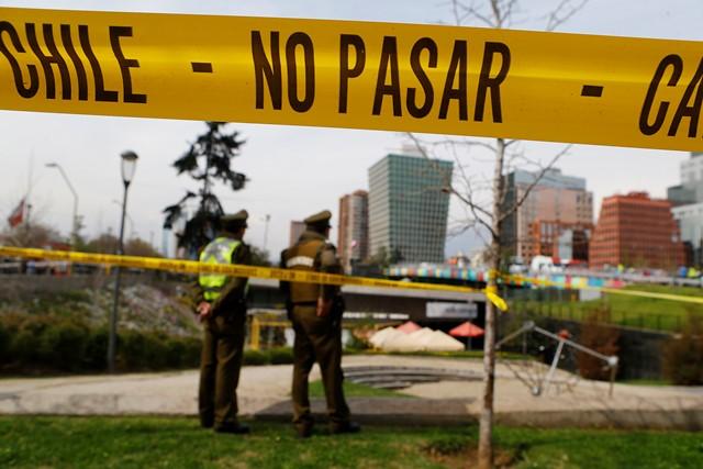 Ισχυρή έκρηξη στο Σαντιάγο της Χιλής
