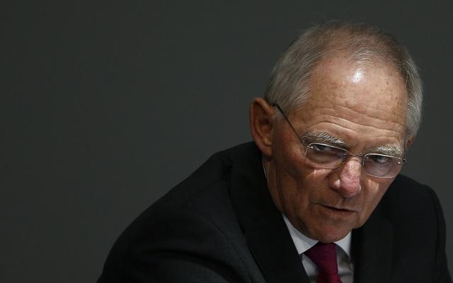 Σόιμπλε: «Σφάλμα» πως περισσότερα ελλείμματα φέρνουν ανάπτυξη
