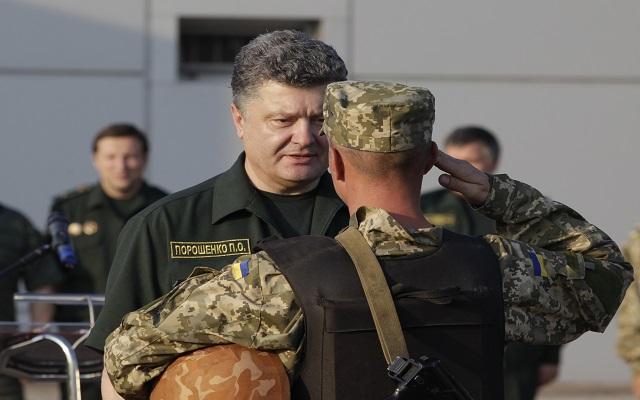 Περισσότερη αυτονομία στους φιλορώσους δίνει το Κίεβο