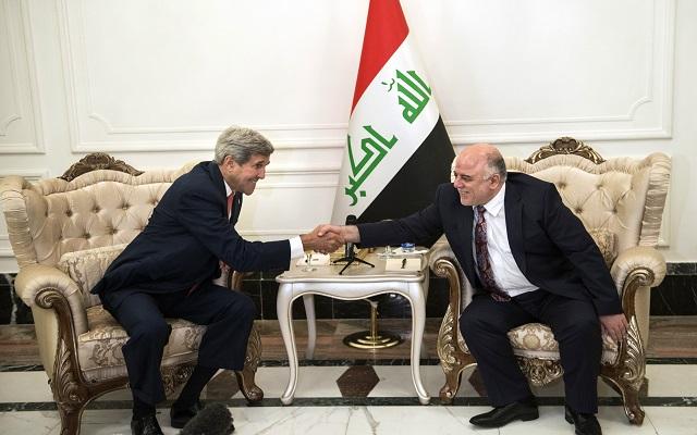 Βοήθεια για την αντιμετώπιση του Ισλαμικού Κράτους ζητά το Ιράκ