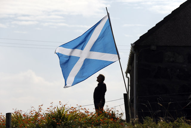 Τράπεζες και ΔΝΤ τάσσονται κατά της ανεξαρτητοποίησης της Σκωτίας