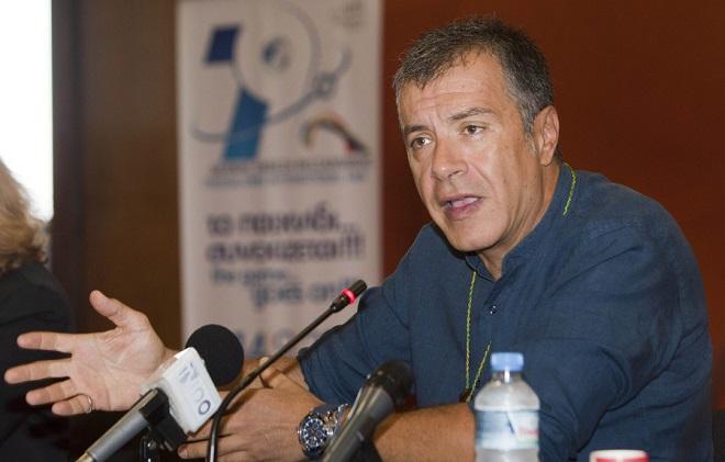 «Kαλοδεχούμενο» το κόμμα Παπανδρέου, δηλώνει ο Στ. Θεοδωράκης