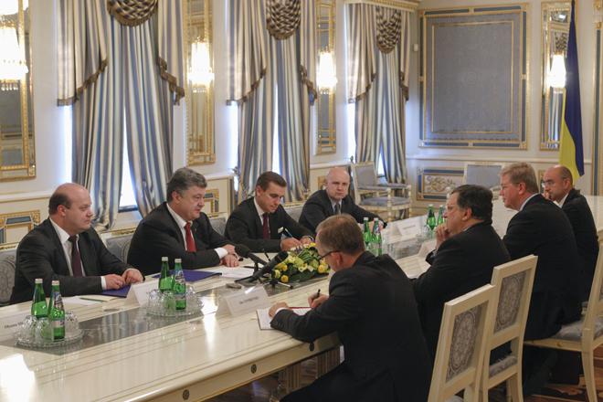 Αναβάλλεται η εμπορική συμφωνία Ουκρανίας-ΕΕ για ένα έτος