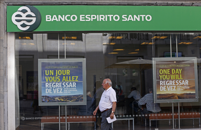 Σύγκρουση στα υψηλά κλιμάκια της πορτογαλικής τράπεζας BES