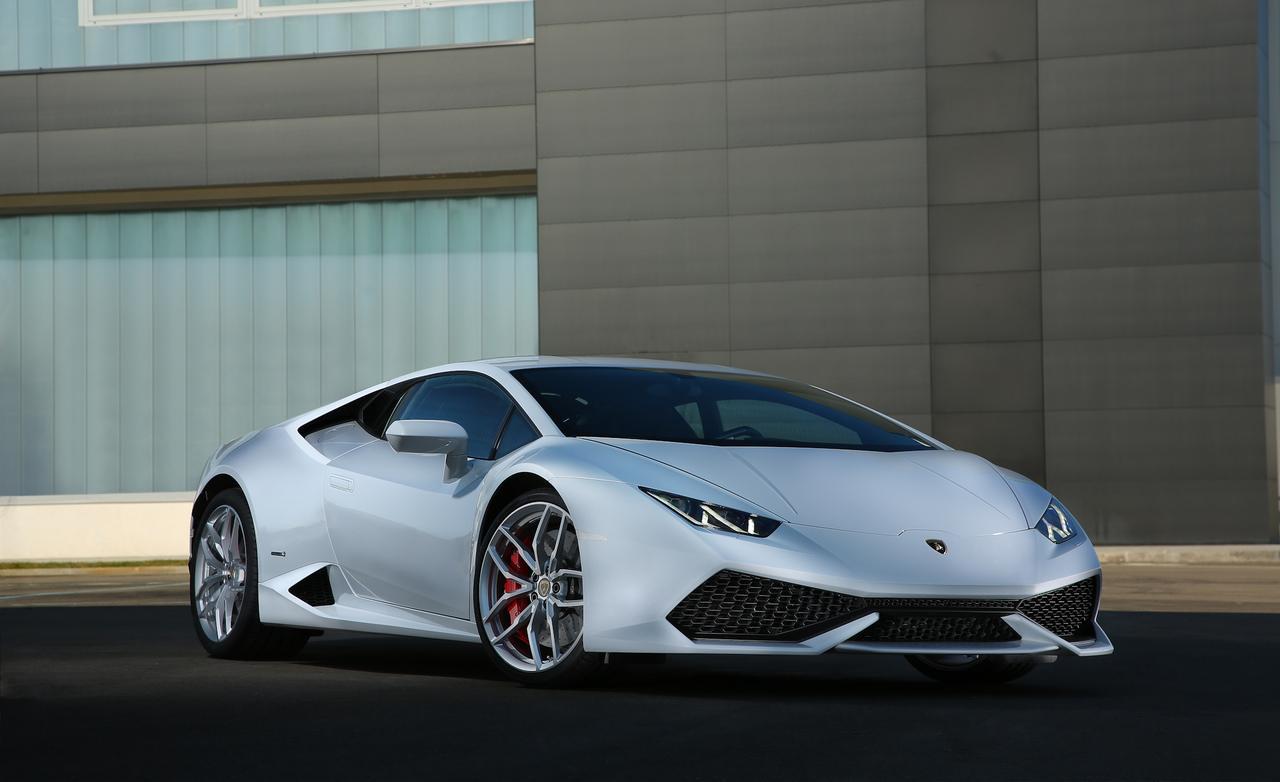 Η Lamborghini Huracán είναι ένα supercar για όλους