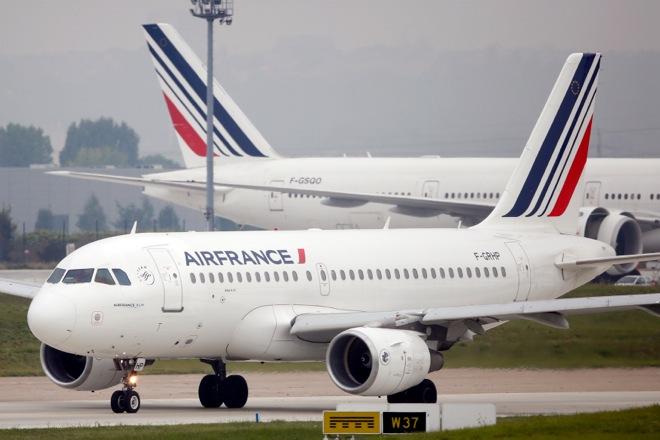 Αναγκαστική προσγείωση για αεροπλάνο της Air France