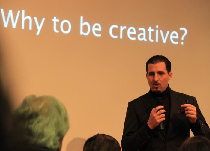 Ο Έλληνας επιχειρηματίας που διαπρέπει στο Άμστερνταμ