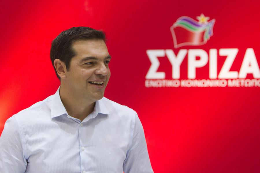 Πρώτος ο ΣΥΡΙΖΑ σε δημοσκόπηση της MRB