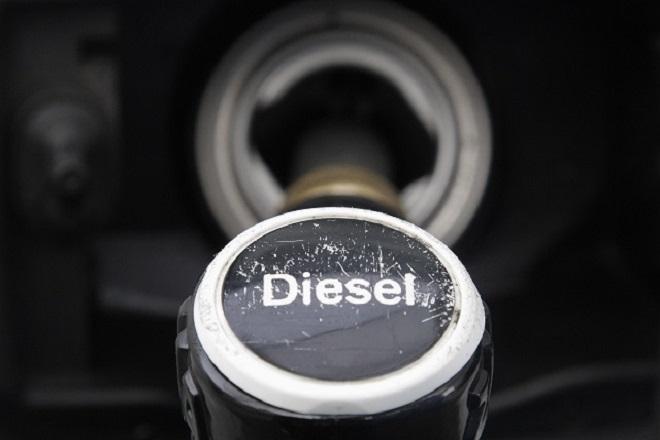 Η διαφορά είναι στο Diesel