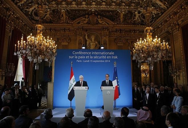 Παρίσι: «Δεν υπάρχει χρόνος για χάσιμο στο Ιράκ»