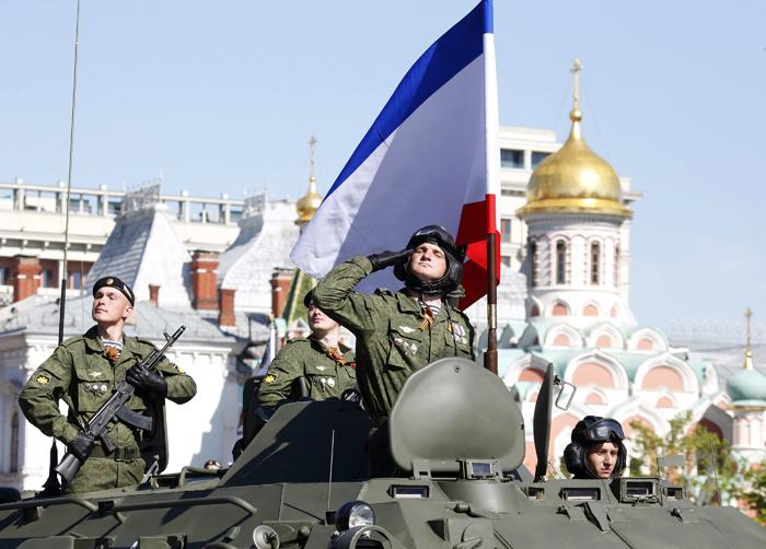 Η Ρωσία επιθυμεί να θωρακίσει την Κριμαία