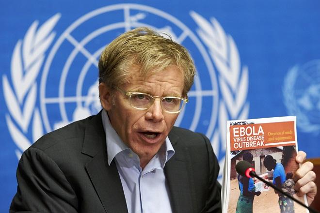 Στο 1 δισ. δολάρια «εκτοξεύθηκε» το κόστος της αντιμετώπισης του Έμπολα